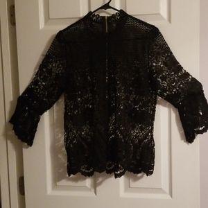 Casual Black Shirt size L